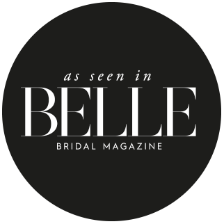 As featured in Belle Bridal Magazine