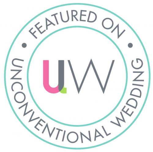 As featured in Unconventional Wedding