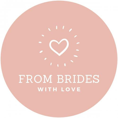As featured in From Brides With Love